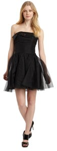 Mark & James by Badgley Mischka Little Tulle Prom Dress