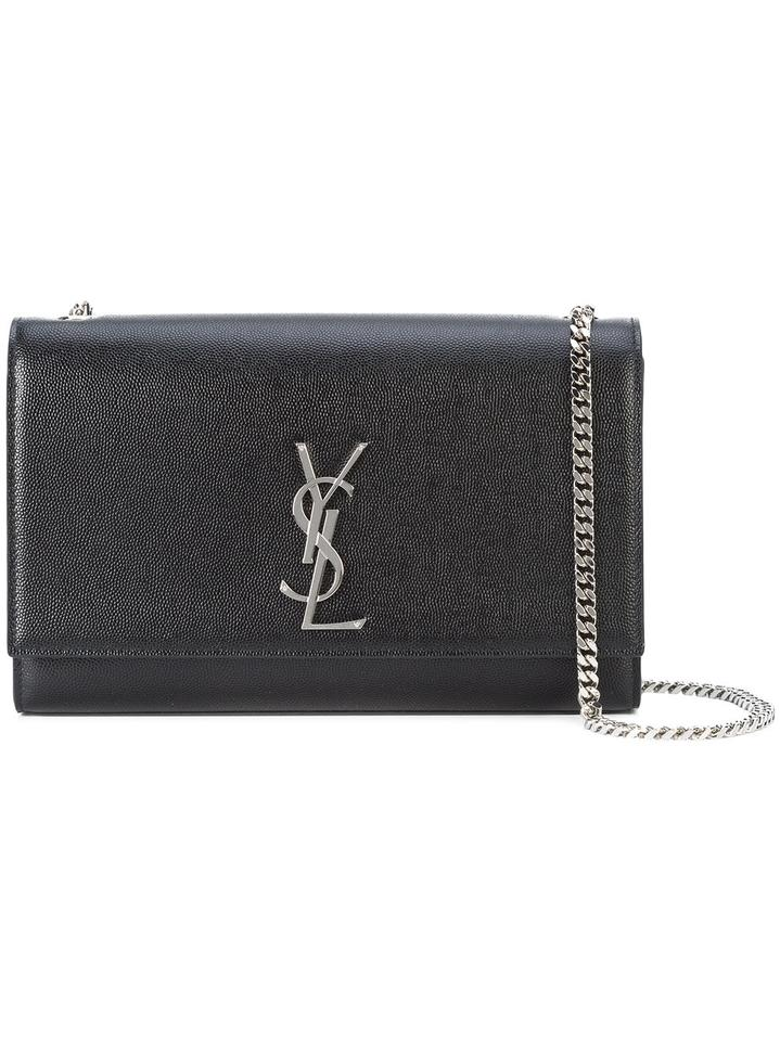 Saint Laurent Monogram Kate Ysl Monogram Medium Chain