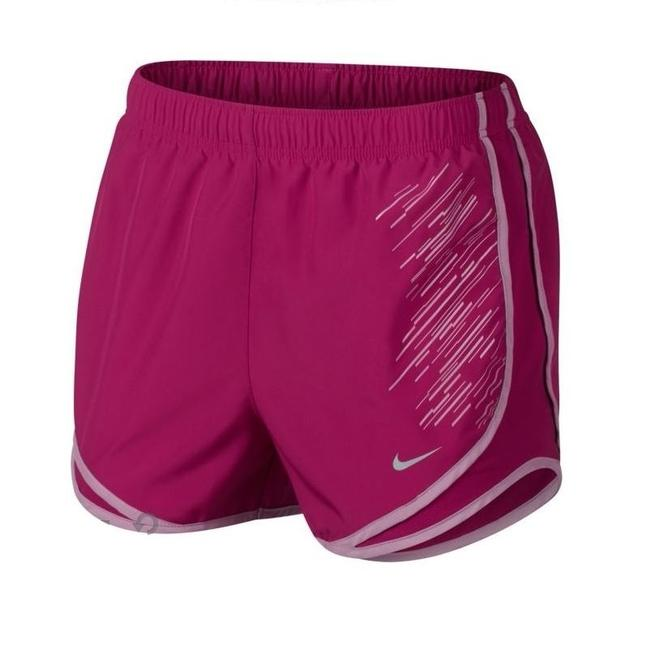 Item - Sport Fuchsia/Orchid XS 898878-607 Dry Novelty Printed Tempo Running Activewear Bottoms Size 2 (XS, 26)