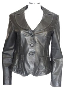 cc22177c2293 Women's Armani Collezioni Leather Jackets - Up to 90% off at Tradesy