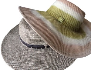 751b7c3000e Nine West Brown Charms Packable Fedora Sand Hat.  37.50. Nine West Nine West    Jessica Simpson hats 1 is W  tag 1 is NWOT
