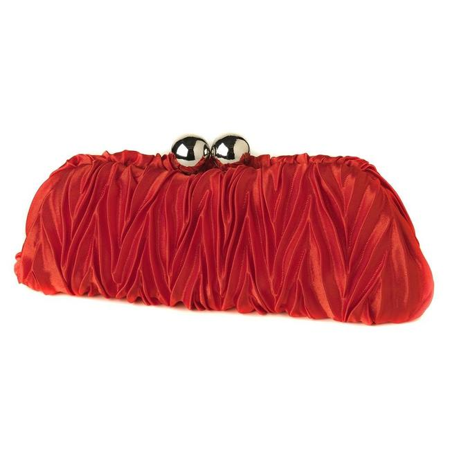 Item - Evening Bag Bridal (Various Colors Available) Red Satin Clutch