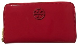 Tory Burch Tory Burch Patent Leather Wallet