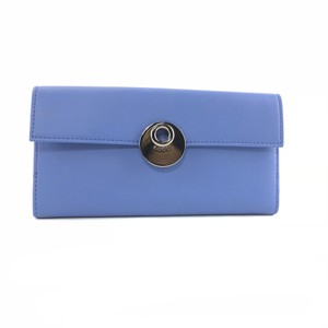 e03bcea2480 Gucci NEW GUCCI 231835 Women s Blue Leather Continental Wallet
