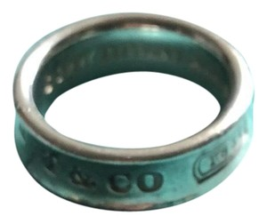 Tiffany & Co. Tiffany 1873 medium sterling silver ring