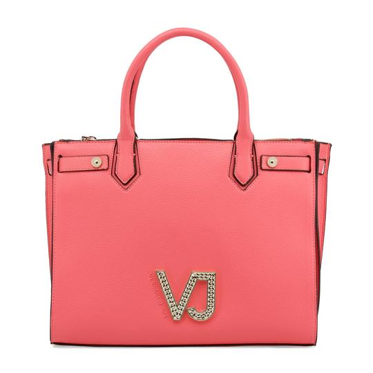 Preload https://img-static.tradesy.com/item/23152690/versace-jeans-collection-new-purse-faux-synthetic-leather-tote-0-0-540-540.jpg