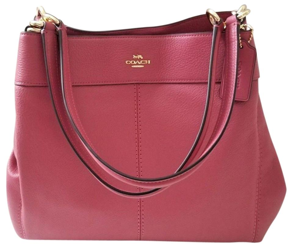 7934308dbfb0 Coach Signature Pebbled Leather Horse Carriage Leather Hobo Bag Image 0 ...
