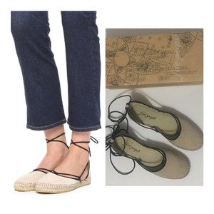 Free People Natural Flats
