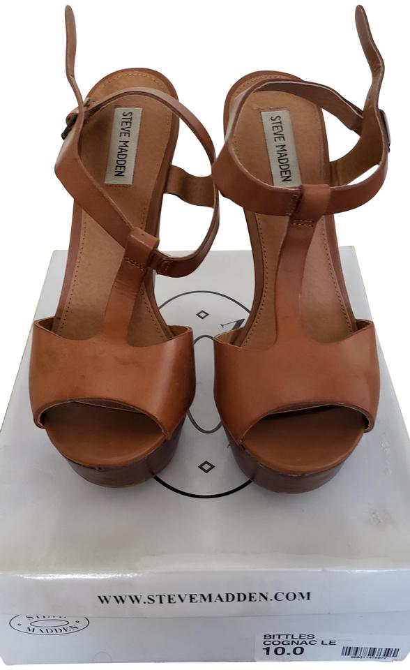 94eeebd09a12 Steve Madden brown heels sandals size 85 Beautiful summer heels