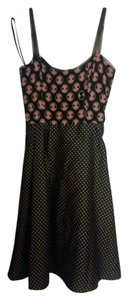 Corey Lynn Calter A-line Boning Lace Cameo Dress