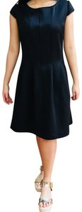 Metaphor short dress Black on Tradesy