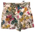 Zara Mini/Short Shorts Floral