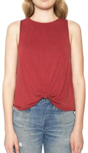 Willow & Clay Top Red