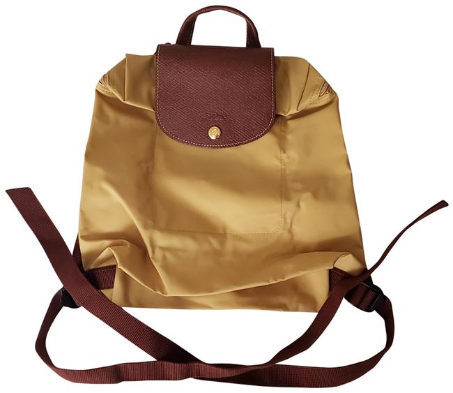 Item - New Whitout Tags Mustard Backpack
