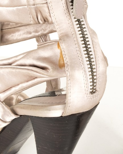 Burberry silver Pumps Image 7