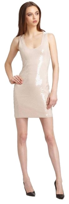 Preload https://item5.tradesy.com/images/robert-rodriguez-nude-sequin-tank-above-knee-night-out-dress-size-12-l-2315414-0-0.jpg?width=400&height=650