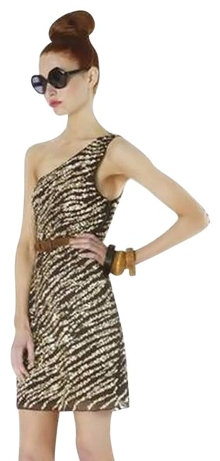 Preload https://item5.tradesy.com/images/alice-olivia-brown-nora-zebra-gold-sequin-one-shoulder-above-knee-night-out-dress-size-10-m-2315459-0-0.jpg?width=400&height=650