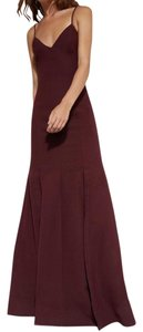C/meo Collective Maxi Red C/Meo Formal Sexy Dress