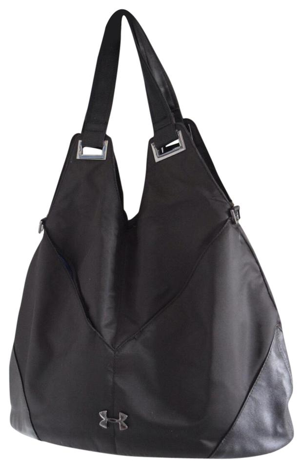 Black Under Armour Hobo Bags - Up to 90% off at Tradesy 952d78caeefc9