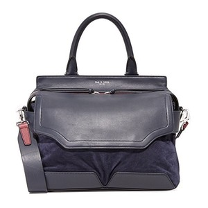 Rag & Bone Satchel in Navy