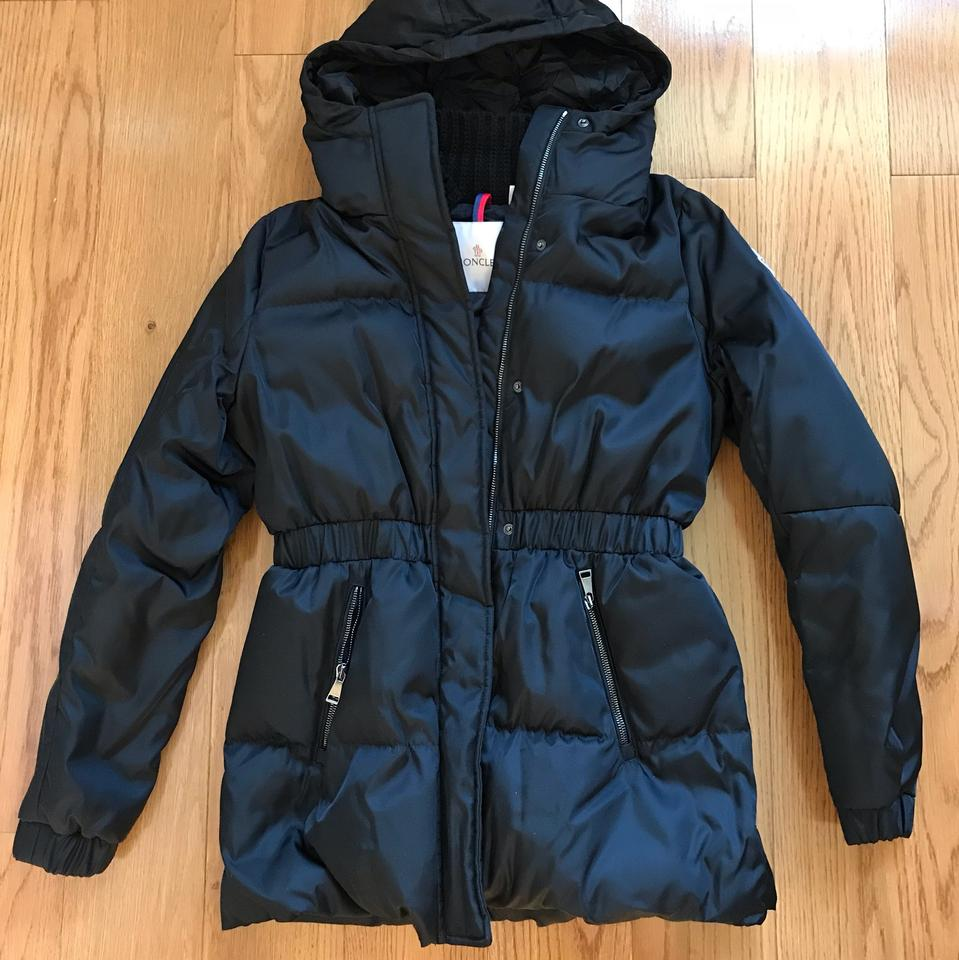 7ca673883 Moncler Black Fatsia Puffer Jacket Down Coat Size OS (one size) 17% off  retail