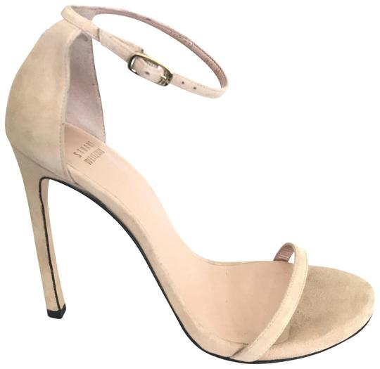 Preload https://img-static.tradesy.com/item/23155582/stuart-weitzman-nude-nudist-suede-sandals-size-us-85-regular-m-b-0-1-540-540.jpg