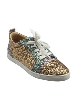 Christian Louboutin Sneakers Leather Multi-Color Formal