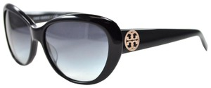 Tory Burch TORY BURCH Sunglasses Black / Gray Gradient 56 mm TY 7005 501/1