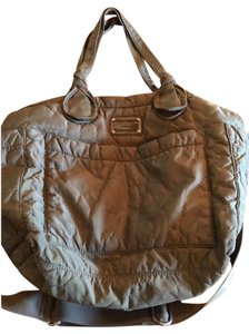 Marc by Marc Jacobs Neutralcolor Taupe Diaper Bag