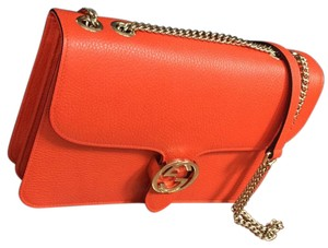539d66961198 Orange Gucci Cross Body Bags - Up to 90% off at Tradesy
