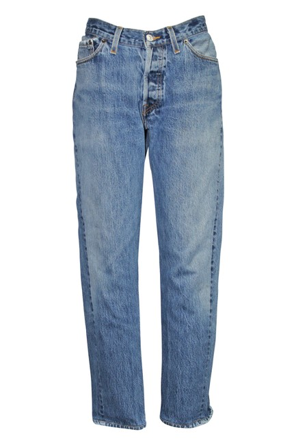 Item - Denim Distressed Pre-owned Redone Vintage Redun Re/Done Sold Out (29) Skinny Jeans Size 29 (6, M)