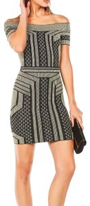 BCBGMAXAZRIA Bcbg Offtheshoulder Dress
