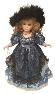 ANTIQUE DOLL COLLECTIBLE