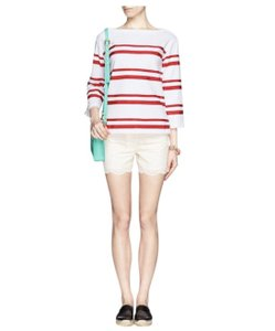 Tory Burch T Shirt red/white