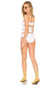 Onia ALLIE STRAPLESS ONE PIECE SWIMSUIT