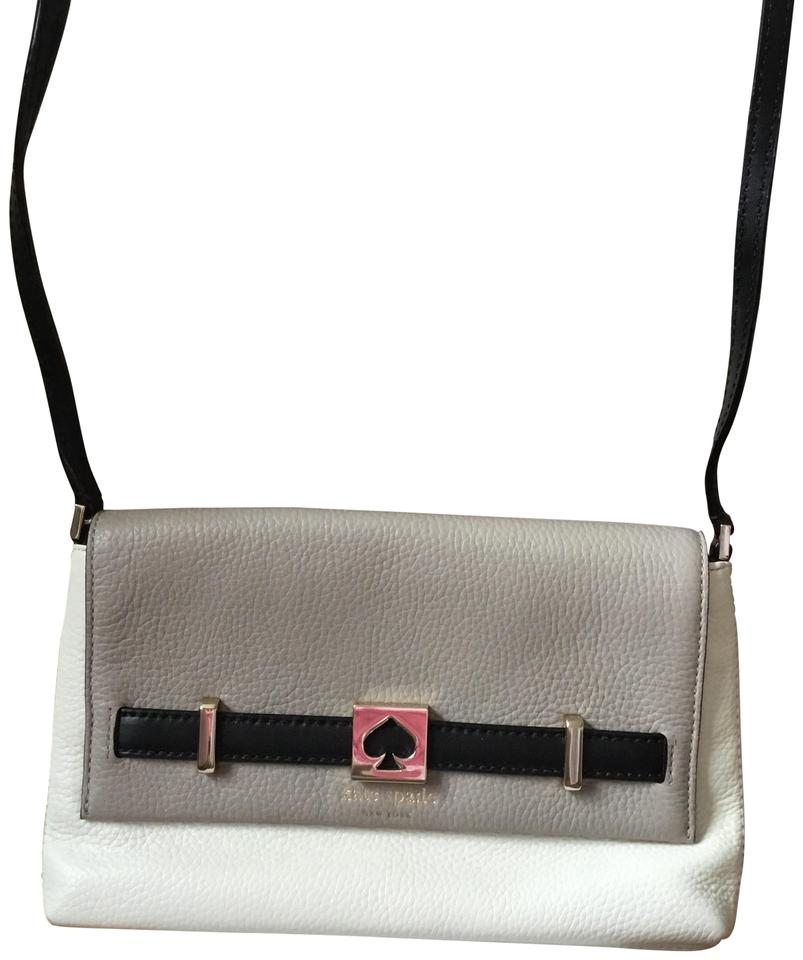Kate Spade Gold Hardware Color Blocking Shoulder Bag