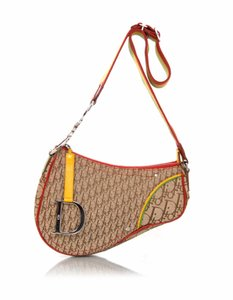 Dior Monogram Rasta Cross Body Bag