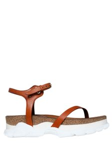Stella McCartney Brown Sandals