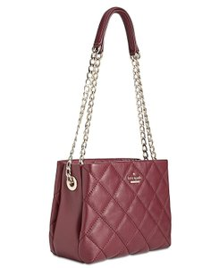 Kate Spade Emerson Place Quilted Leather Jenia Shoulder Bag