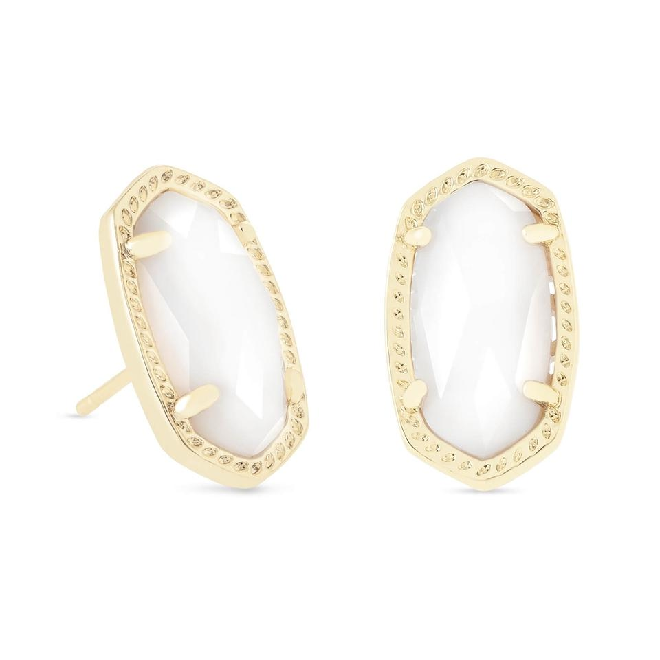 kendra earrings studs kendra gold ellie studs earrings tradesy 1952