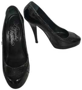 Alejandro Ingelmo Black Pumps