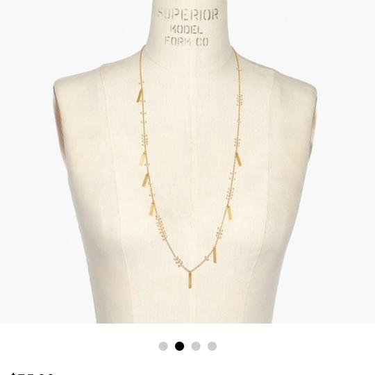 Madewell Madewell beaded layering necklace