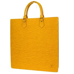 Louis Vuitton Made In France Tote in Yellow