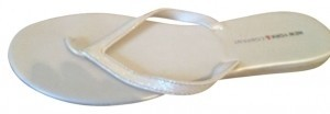 New York & Company white Sandals