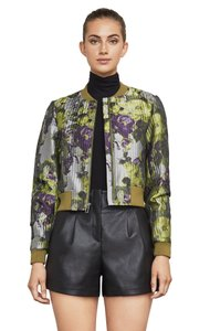 BCBGMAXAZRIA Green Jacket