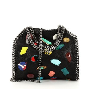 Stella McCartney Shaggy Deer Cross Body Bag