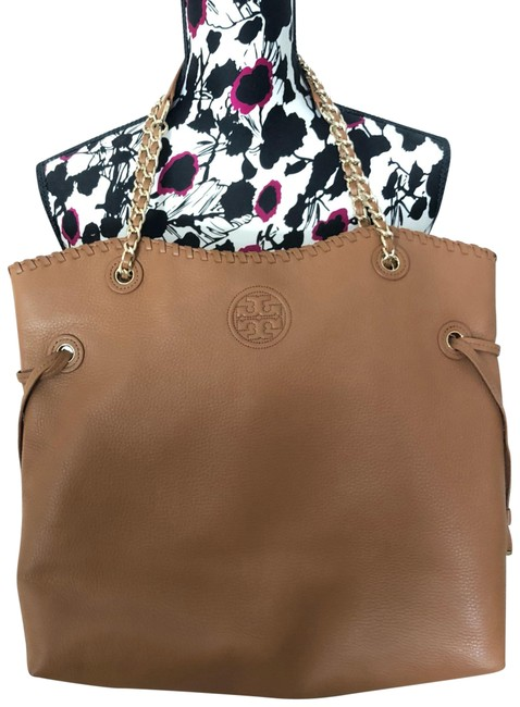 Item - Marion Slouchy Bark Leather Tote