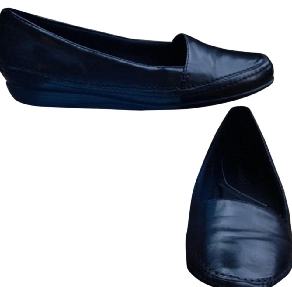 ba4c97810c95 LifeStride Black Loafers Flats Size US 8.5 Regular (M