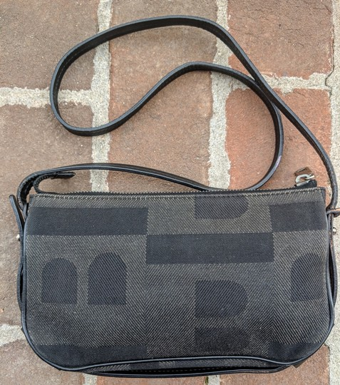 Bally Canvas Vintage Shoulder Bag Image 1