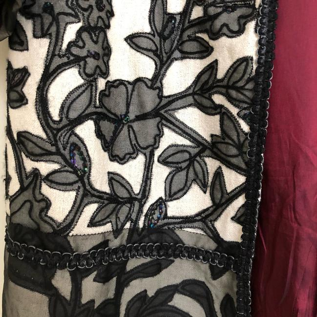 Cynthia Steffe black and cream Jacket Image 3